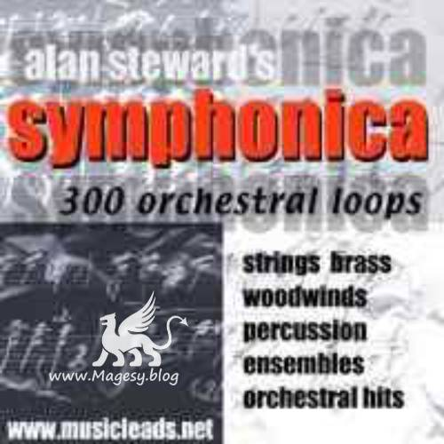 Symphonica Music Loops 300 Orchestral Loops WAV AiFF-AudioP2P