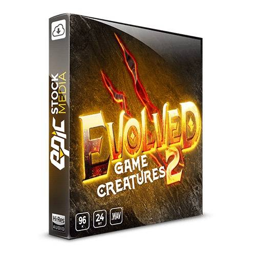Evolved: Game Creatures Samples 2